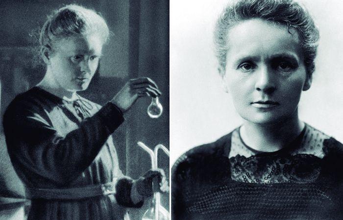 Почему Марию Кюри похоронили в свинцовом гробу, а вещи ее нельзя трогать 1500 лет