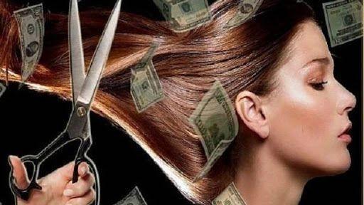 Изобилие с помощью денежных стрижек по методике Наталии Правдиной на ноябрь 2020 года