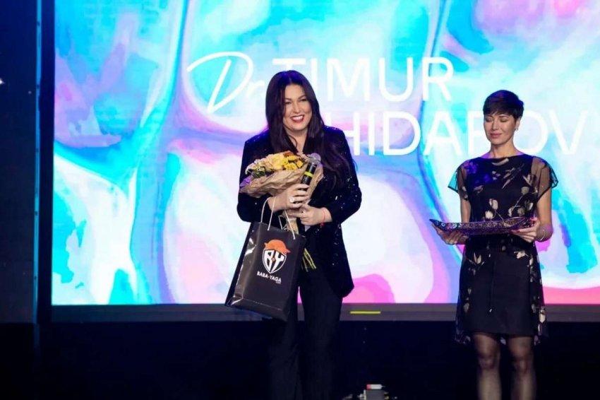 Бьюти-премия «Хрустальный лотос» прошла в Москве: все номинанты получили подарки от FORZA и BY