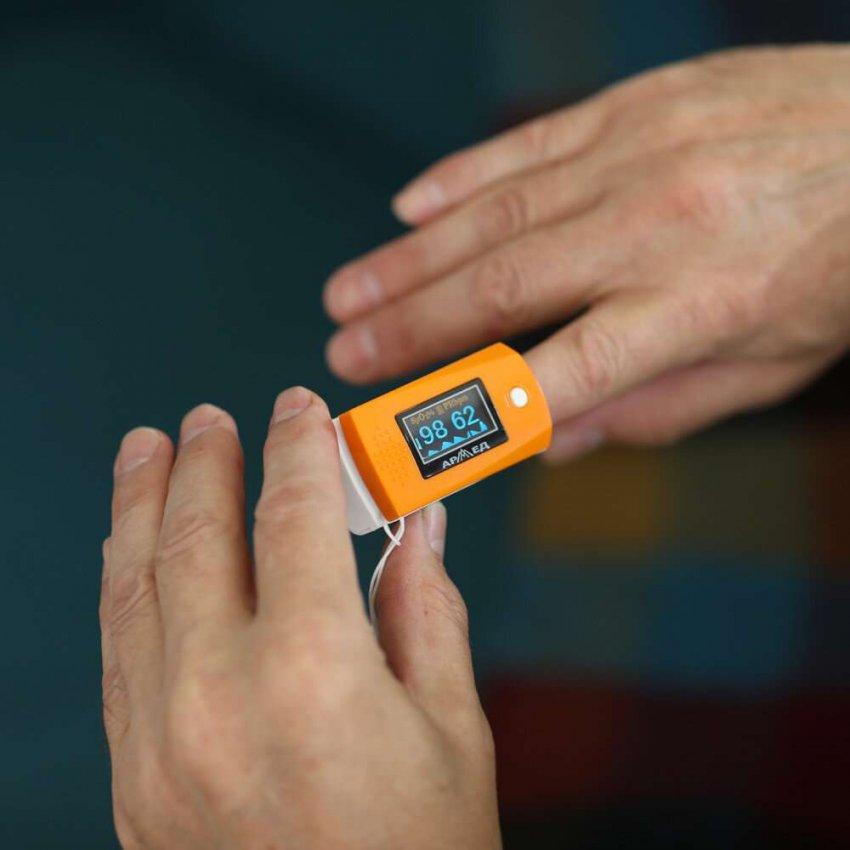 Рейтинг лучших пульсоксиметров на палец