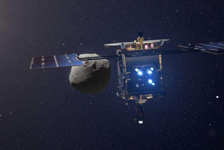 Хаябуса 2: возвращающийся образец астероида может помочь раскрыть происхождение жизни и Солнечной системы