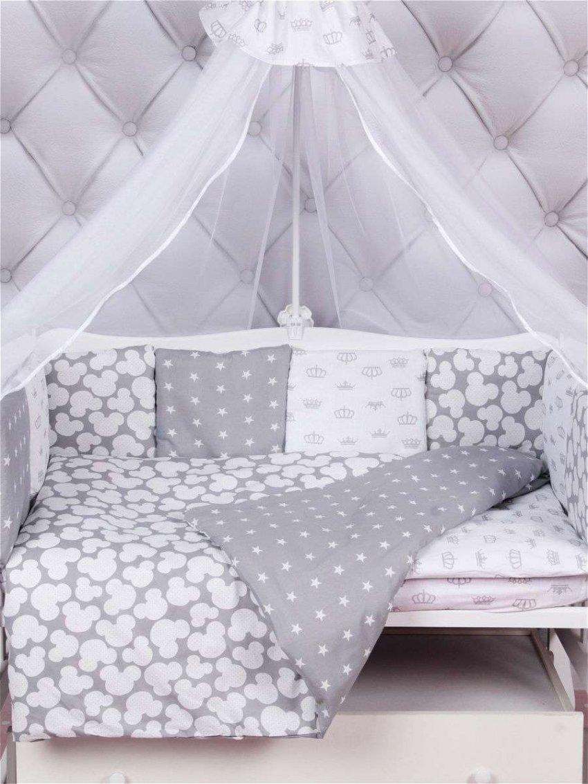 Рейтинг лучшего постельного белья для малышей