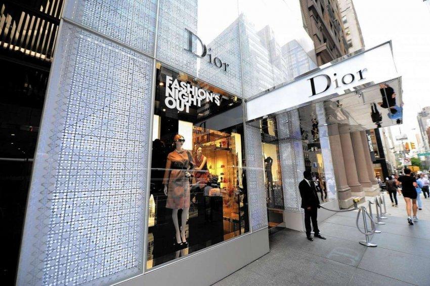 Dior сумел локализоваться в Китае, и был за это вознагражден