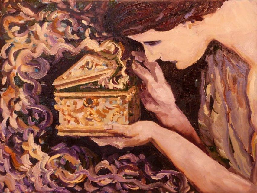 """""""Ящик Пандоры"""" - каков смысл и происхождение этого значения?"""