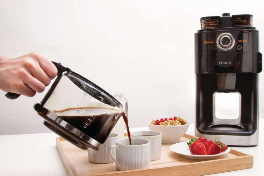 Кофеварки капельного типа. Рейтинг лучших предложений