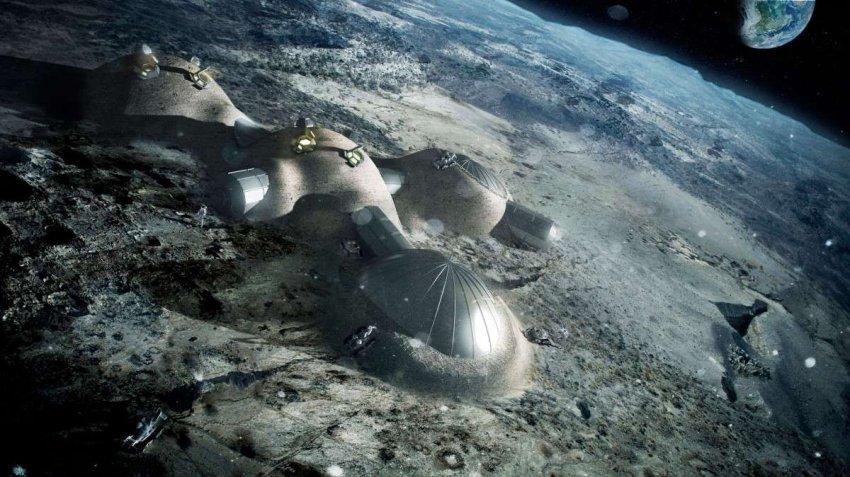 Лунная золотая лихорадка может создать конфликт на земле, если мы не будем действовать сейчас – новое исследование