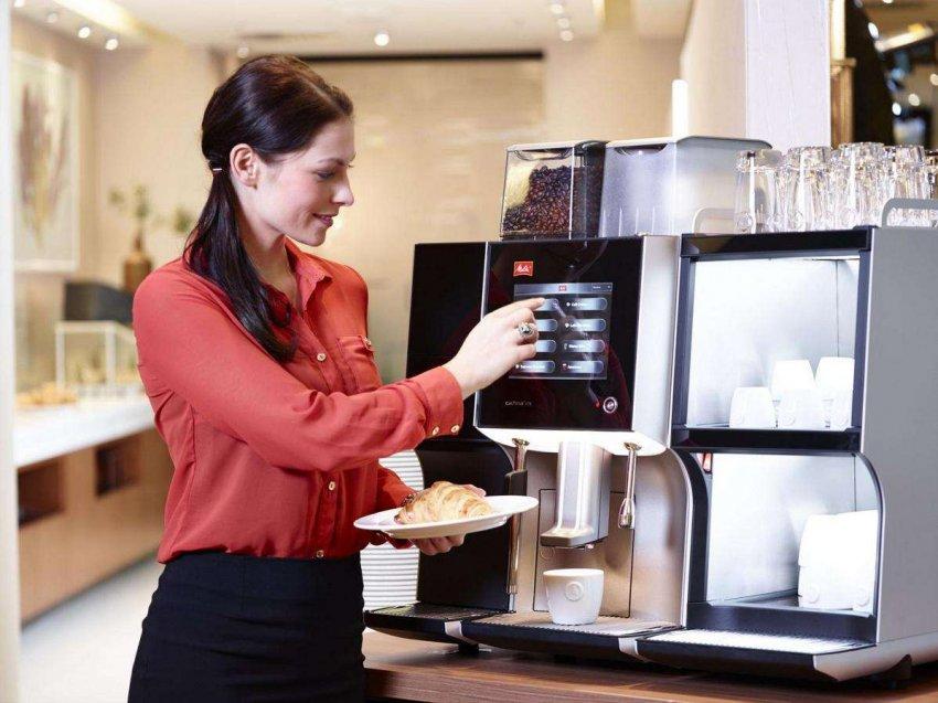 Кофемашина для офиса. Топ лучших предложений