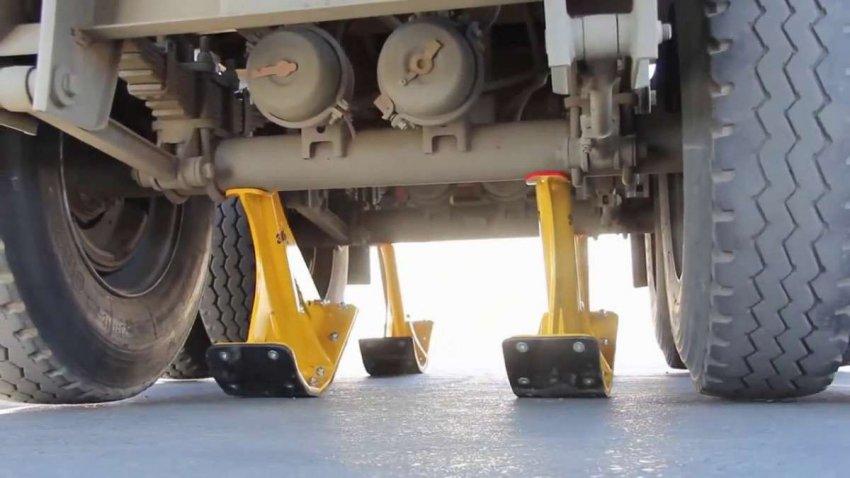 Топ 10 домкратов для грузового транспорта
