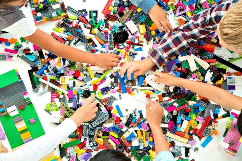 ТОП-10 самых интересных наборов LEGO