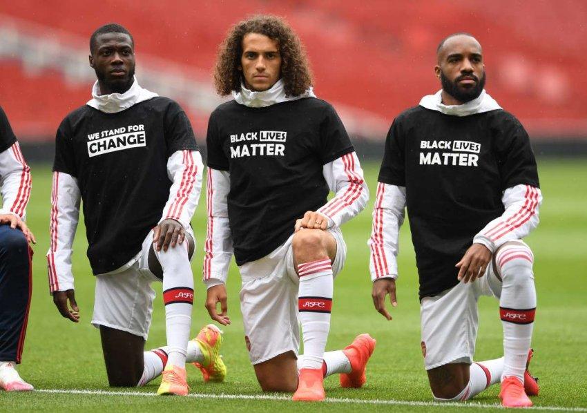 Борьба с расизмом в футболе: от молчания к высказываниям