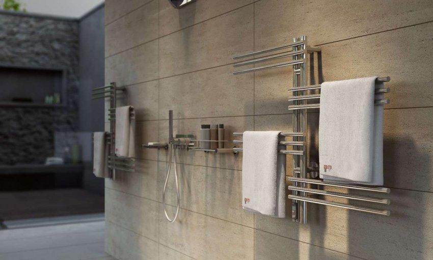 Топ 10 электрических полотенцесушителей