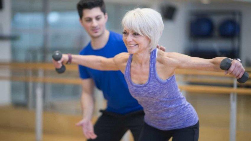 Поддержание своего здоровья от 20 до 60