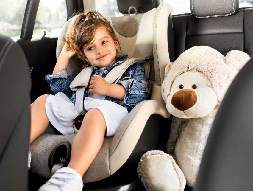 Обзор ТОП-10 лучших детских автокресел