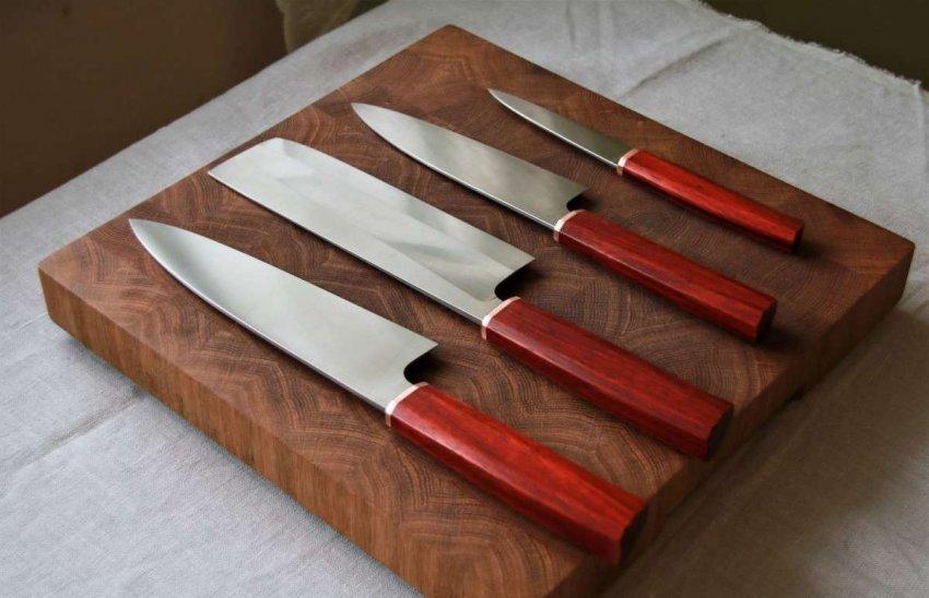 Рейтинг 10 лучших наборов кухонных ножей