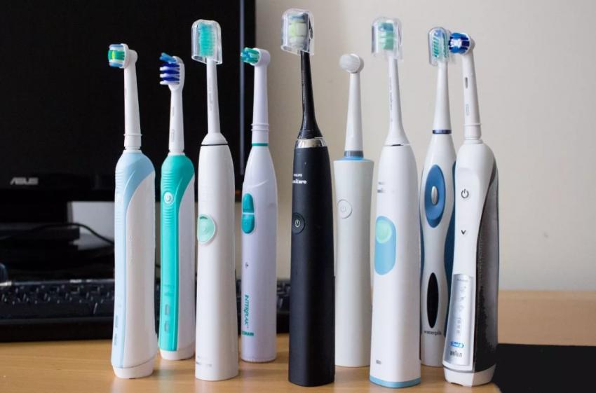 ТОП 10 лучших электрических зубных щеток