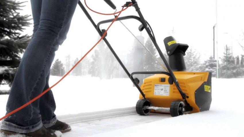 Топ 10 электрических снегоуборщиков