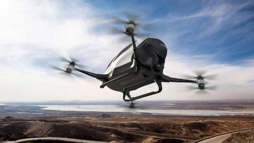Рейтинг 10 дронов с GPS