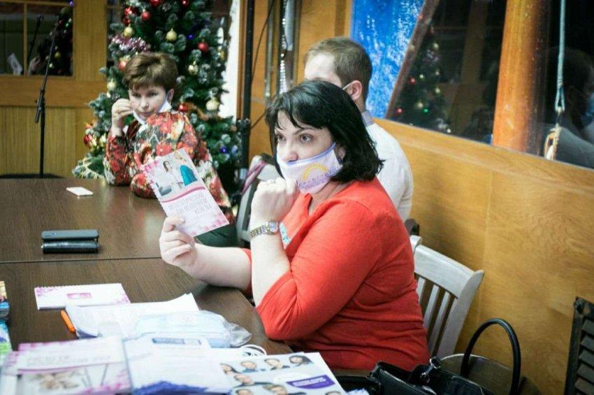 В Москве состоялся итоговый Женский форум «ЖенСовет»