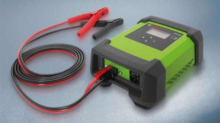 Топ 10 зарядных устройств для АКБ