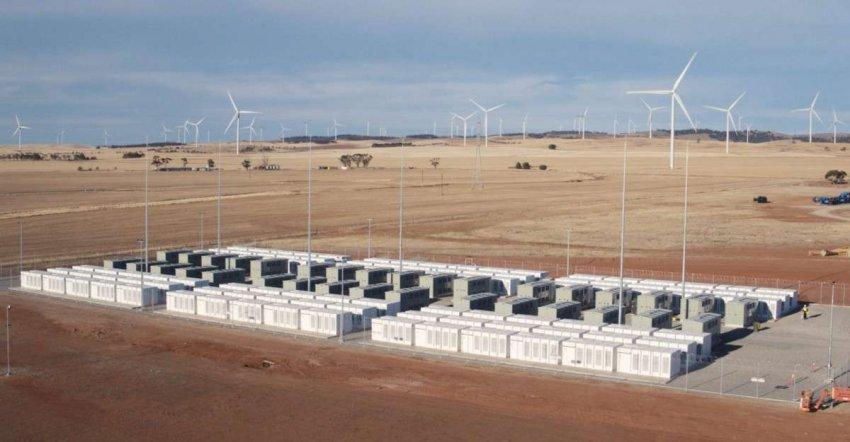 Огромные аккумуляторные склады могут стать хранилищами энергии будущего
