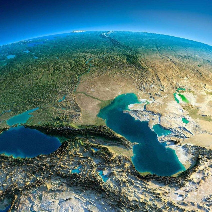 В этом столетии Каспийское море упадет на 9 метров и более – неизбежен экоцид