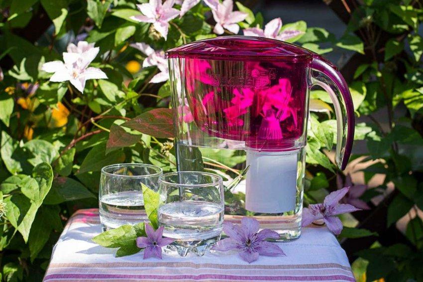 ТОП-10 лучших фильтров-кувшинов для воды