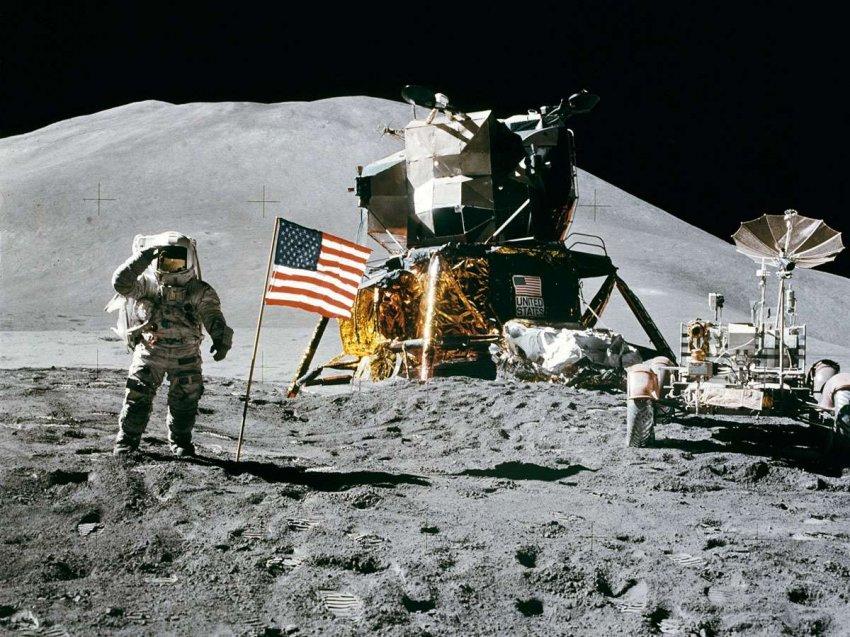 Неизбежна ли война за ресурсы Луны?