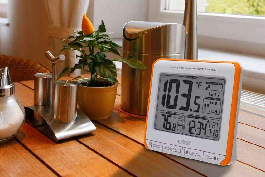 Обзор на ТОП-10 лучших домашних метеостанций