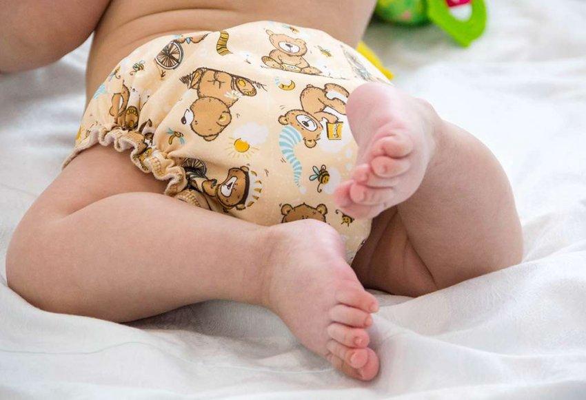 ТОП-10 популярных детских подгузников-памперсов