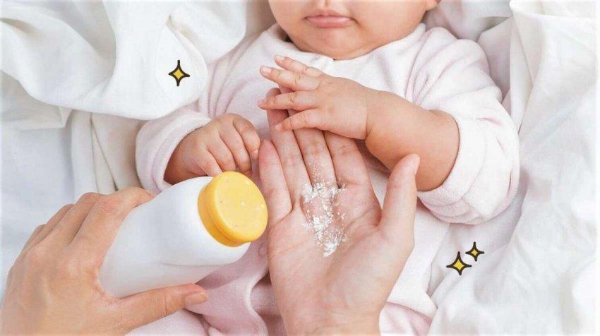 ТОП 10 лучших детских присыпок
