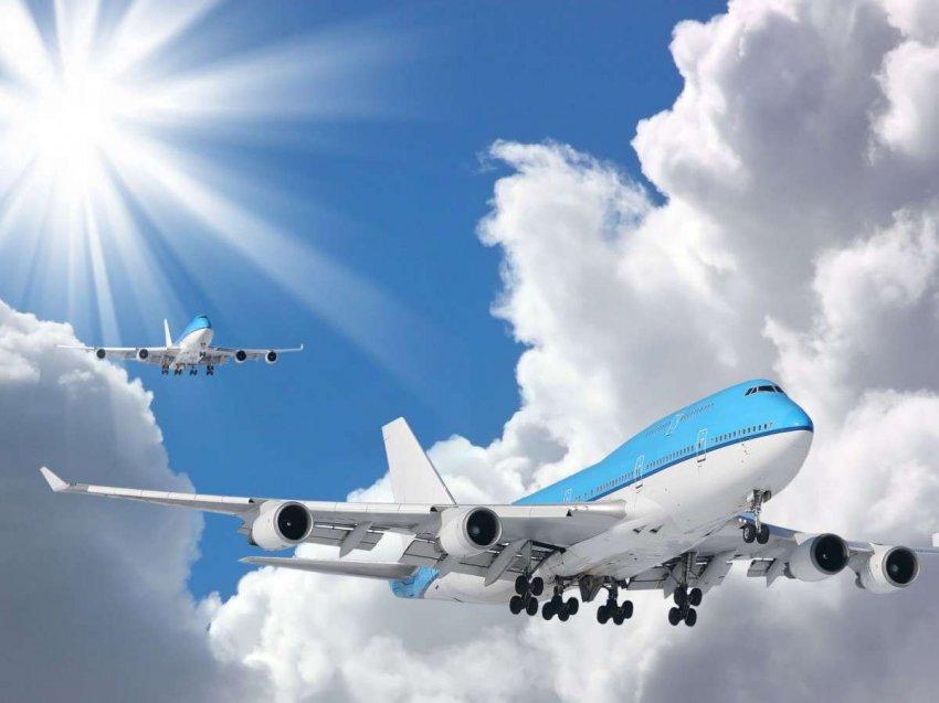 Уловка против глобального потепления: авиационное топливо из углекислого газа