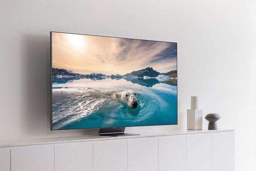 QLED телевизоры. Топ лучших предложений