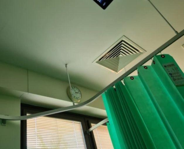 «Оно двигалось и моргало»: В больничной вентиляции сидело нечто, что напугало пациентку - Паранормальные новости
