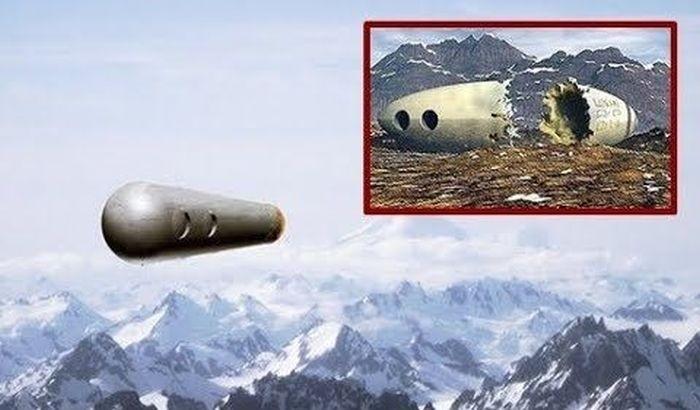 Странный инцидент с упавшим НЛО в Чили в 1998 году - Паранормальные новости