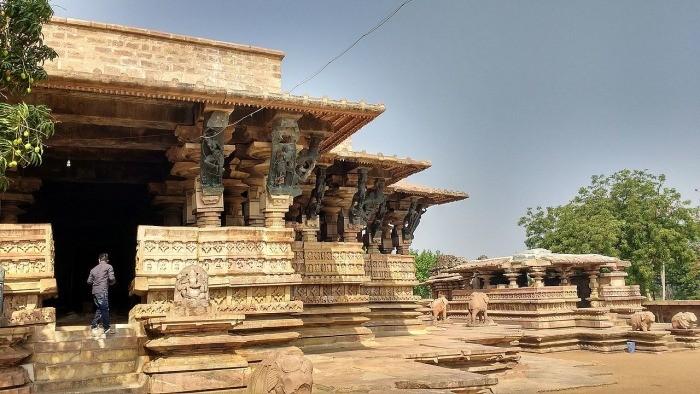 Индийский храм Рамаппа - доказательство высочайшего уровня древних технологий - Паранормальные новости