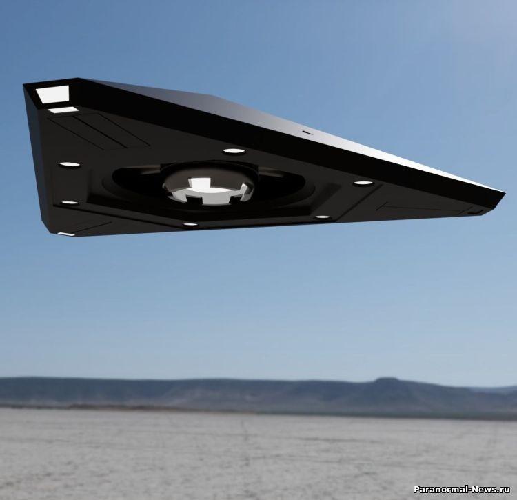 Над Нью-Йорком пролетел огромный треугольный НЛО (+ видео) - Паранормальные новости