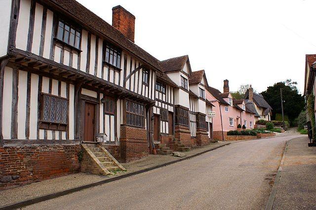 В 1957 году три британских подростка побывали в средневековой Англии или ином измерении - Паранормальные новости