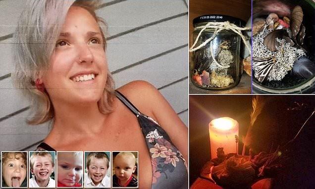 В США ведьма убила себя и своих пятерых детей, обвинив в этом демонов - Паранормальные новости