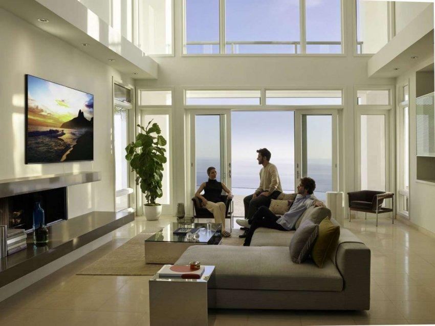 Телевизоры по диагонали более 60 дюймов (152 см). Топ лучших предложений