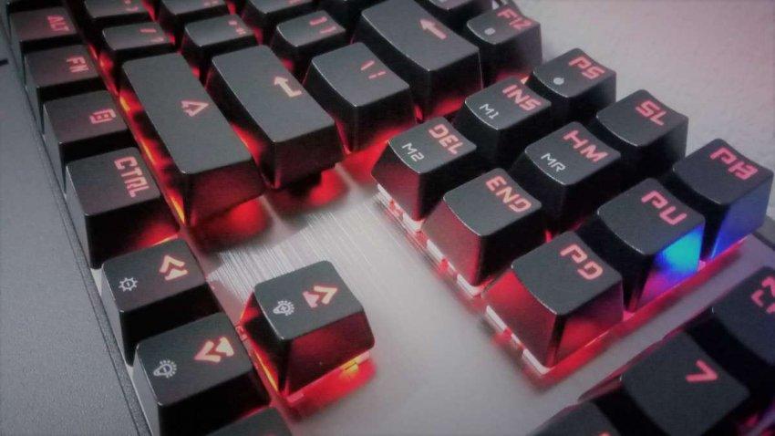 Обзор популярных ТОП-10 мембранных клавиатур начала 2021 года