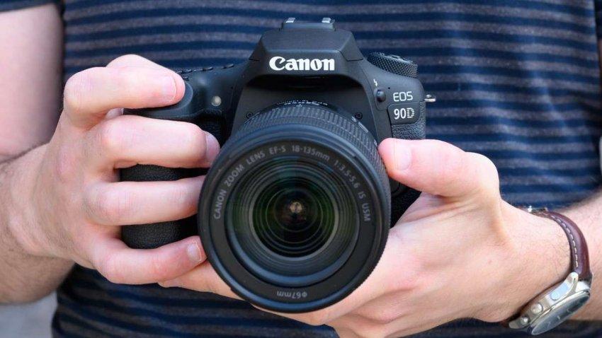 ТОП 10 лучших зеркальных фотоаппаратов