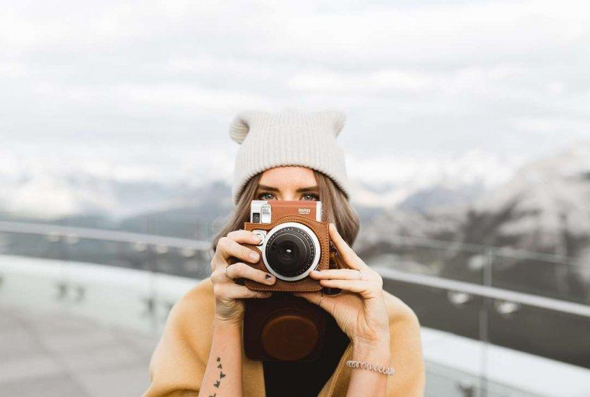 Рейтинг 10 лучших фотоаппаратов моментальной печати