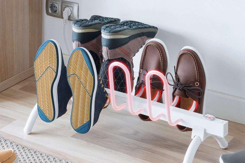 Обзор ТОП-10 популярных сушилок для обуви