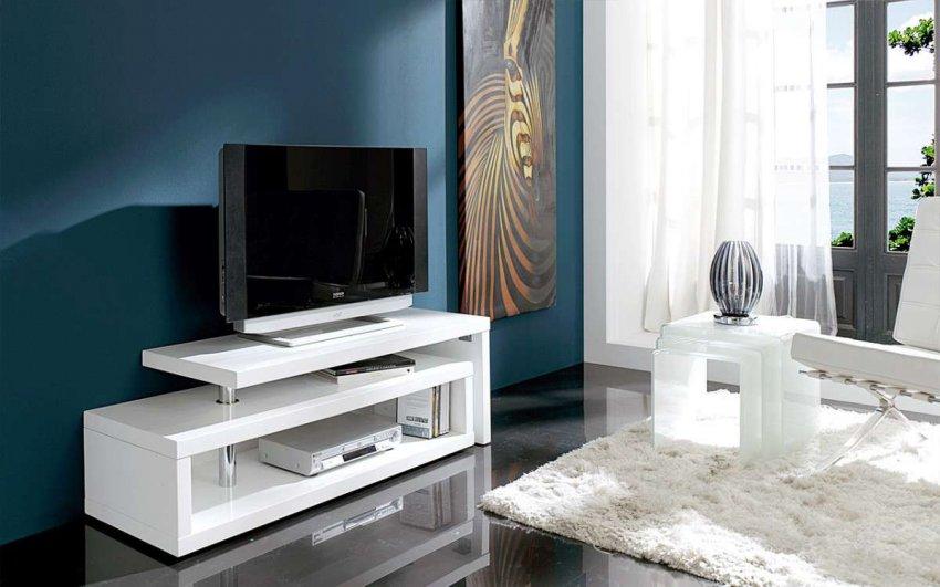 Тумбы под телевизор в современном стиле. Топ лучших предложений