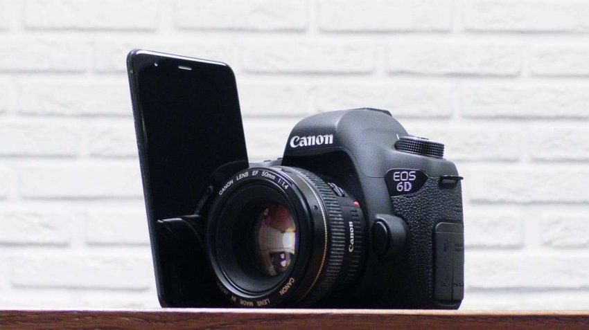 ТОП 10 лучших профессиональных фотоаппаратов