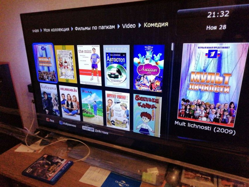 Медиаплеер на Андроиде для телевизора. Топ лучших предложений