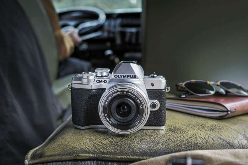 ТОП 10 беззеркальных фотоаппаратов