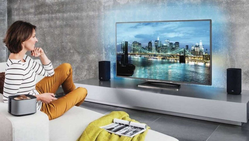 Телевизоры по цене до 60 тысяч рублей. Топ лучших предложений