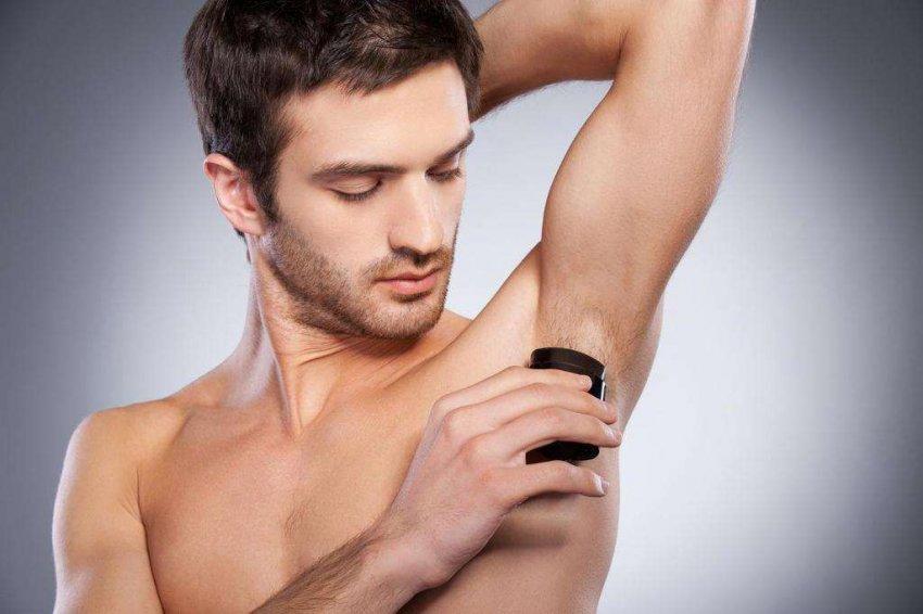 ТОП-10 популярных мужских дезодорантов для подмышек