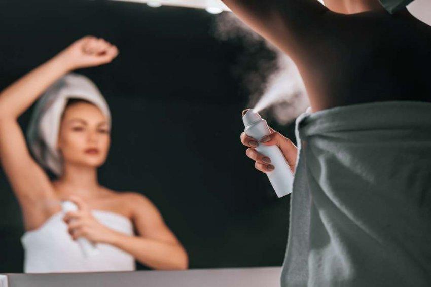 ТОП-10 популярных дезодорантов для женщин